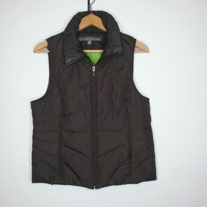 Kenneth Cole Puffy Brown Vest